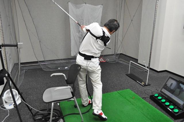 golftec  「ヘッピリ腰」がキーワード! 4-1