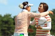 2013年 ワールドレディスチャンピオンシップサロンパスカップ 最終日 森田理香子 茂木宏美
