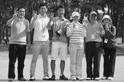 2013年 ワールドレディスチャンピオンシップサロンパスカップ 最終日  茂木宏美