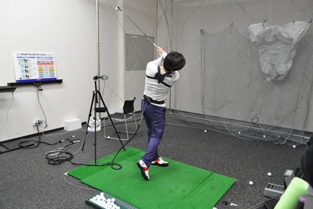 golftec 美しいフィニッシュで引っかけ&プッシュを改善! 1-1