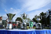 2013年 日本プロゴルフ選手権大会 日清カップヌードル杯 最終日 優勝カップ