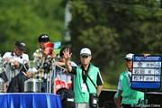 2013年 日本プロゴルフ選手権大会 日清カップヌードル杯 最終日 ボランティア