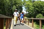 2013年 日本プロゴルフ選手権大会 日清カップヌードル杯 最終日 松山英樹