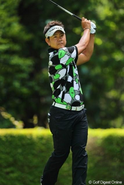 2013年 日本プロゴルフ選手権大会 日清カップヌードル杯 最終日 藤田寛之 藤田も今季初勝利、日本プロ初制覇ならず。しかしようやく復調の兆しか。