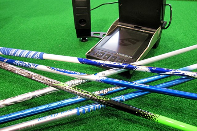 ○○の実験隊 最新シャフトの飛距離をチェック! リシャフトでゴルファーはどのような恩恵を受けるのか、弾道計測器『GC2』を使用して調査開始