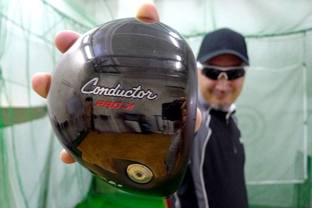黒塗りヘッドのアスリートドライバー「マルマン コンダクター PRO-X ドライバー」を試打検証