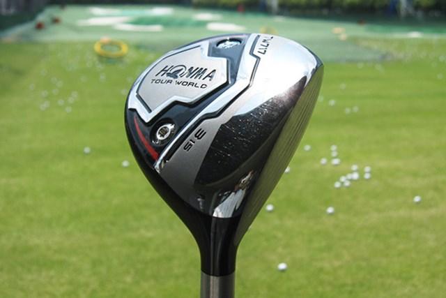 新製品レポート 本間ゴルフ TW717 フェアウェイウッド 熱意系ゴルフギア!「本間ゴルフ TW717 フェアウェイウッドを試打レポート」