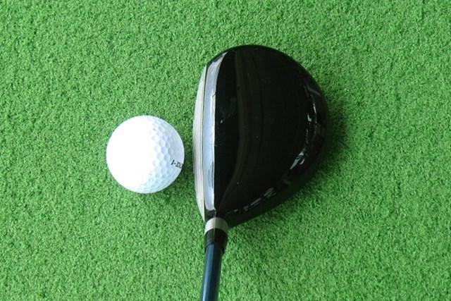 新製品レポート 本間ゴルフ TW717 フェアウェイウッド ヘッド形状はパーシモンを彷彿させる美しいフォルム