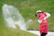 2013年 中京テレビ・ブリヂストンレディスゴルフトーナメント 最終日 横峯さくら