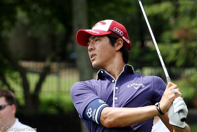 「噛み合わせが悪かった」。72位タイと出遅れる滑り出しとなった石川遼