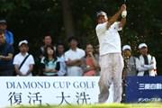 2013年 ダイヤモンドカップゴルフ 2日目 大洗ゴルフ倶楽部