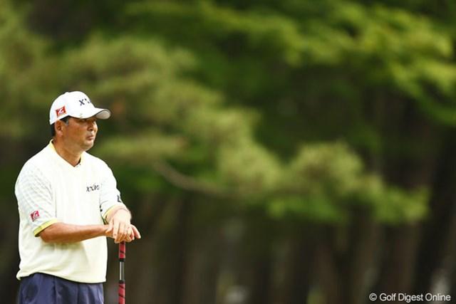 2013年 ダイヤモンドカップゴルフ 3日目 中嶋常幸 8アンダートップTに躍進、男子ゴルフ界も話題が豊富ですね~