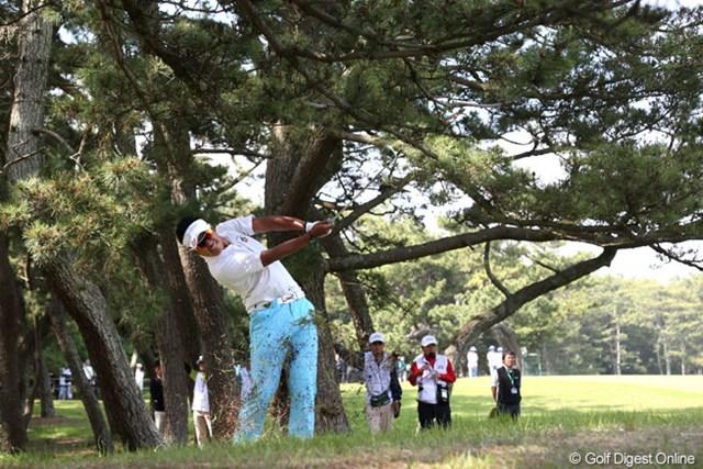 2013年 ダイヤモンドカップゴルフ 最終日 松山英樹 大洗の風には要注意!