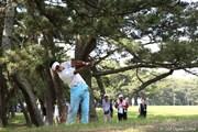 2013年 ダイヤモンドカップゴルフ 最終日 松山英樹