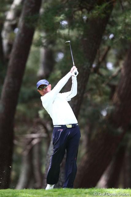 2013年 ダイヤモンドカップゴルフ 最終日 谷口徹 もう少し優勝争いに絡んでくると思ったんですが6アンダー5位