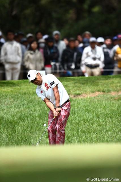 2013年 ダイヤモンドカップゴルフ 最終日 片山晋呉 地元茨城での活躍5アンダー6位T