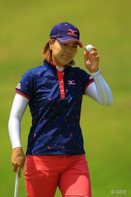 今日は非常に静かなゴルフでしたが、スコアを2つ伸ばし、6位タイに浮上です。明日は爆発の予感も・・・。