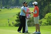 2013年 ヨネックスレディスゴルフトーナメント 最終日 森田理香子