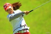 2013年 ヨネックスレディスゴルフトーナメント 最終日 笠りつ子
