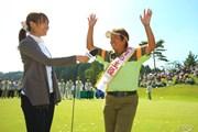 2013年 ヨネックスレディスゴルフトーナメント 最終日 表純子
