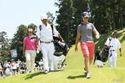 2013年 ヨネックスレディスゴルフトーナメント 最終日 最終組
