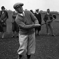 当時、史上初のグランドスラムはここメリオンGCでボビー・ジョーンズが記録している(Kirby/Getty Images) 佐渡充高が簡単解説!PGAツアー選手名鑑【番外編/全米オープン】
