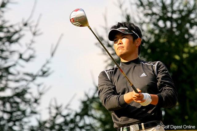首位タイに浮上した武藤俊憲。初となるメジャー制覇に挑む!