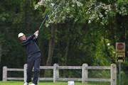 2013年 ナジェティホテル&ゴルフオープン 初日 ヴァン・デル・ウォルト