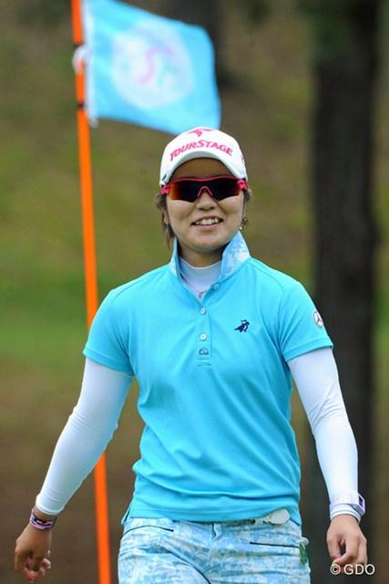 2位タイで終えて賞金ランク4位に浮上。「全英リコー女子オープン」出場権を手にした比嘉真美子