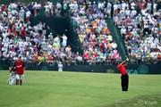 2013年 全米オープン 最終日 タイガー・ウッズ