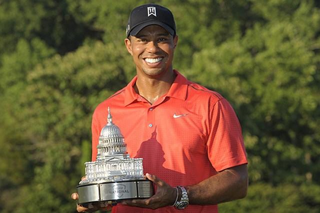 肘痛を理由に、タイガーが次戦の「AT&Tナショナル」欠場を表明 (PGA TOUR)