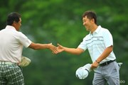 2013年 日本ゴルフツアー選手権 Shishido Hills 初日 S.K.ホ