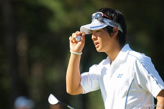 後半立て直し、4アンダー3位タイで最終日を迎えることになった石川遼