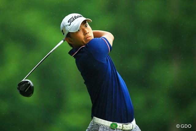 2013年 日本ゴルフツアー選手権 Shishido Hills 2日目 小平智 2イーグルを含む「64」で首位に肉薄! 単独2位に浮上して決勝ラウンドを迎える小平智