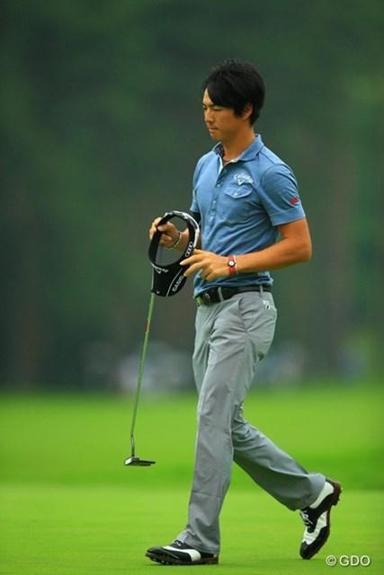 2013年 日本ゴルフツアー選手権 Shishido Hills 2日目 石川遼 残念ながら予選落ちとなりましたが、ファンの方々は今日の遼くんらしいゴルフを久々に堪能したのではないでしょうか?またアメリカでがんばれ!そして次の日本は、凱旋帰国だ!
