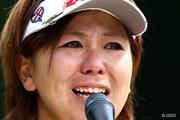 2013年 ニチレイレディス 最終日 吉田弓美子