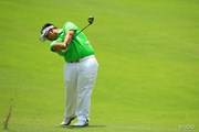 2013年 日本ゴルフツアー選手権 Shishido Hills 最終日 キラデク・アフィバーンラト