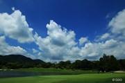 2013年 日本ゴルフツアー選手権 Shishido Hills 最終日 青空