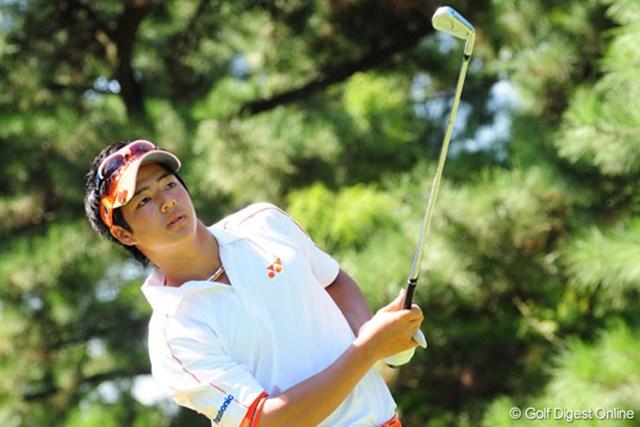 新規大会の初代王者、そして2週連続優勝を狙う石川遼