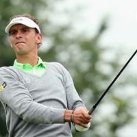 J.ルイテンがムービングデーにトップに浮上。6月の「ライオネスオープン powered by グリーンフィニティ」を制して以来の勝利に近づいた。(Andrew Redington/Getty Images) 2013年 アイルランドオープン 3日目 ジュースト・ルイテン