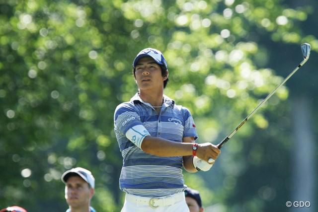 長い予選ラウンドで、あと1打が足りなかった石川遼。米ツアーでは3月末以来の予選落ちとなった。