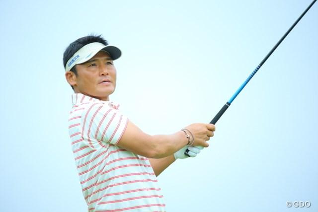 2013年 長嶋茂雄 INVITATIONAL セガサミーカップゴルフトーナメント 初日 丸山茂樹 やっぱりこの人にはツアーに帰ってきてほしいなぁ