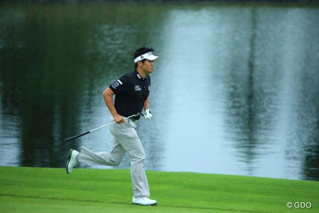 2013年 長嶋茂雄 INVITATIONAL セガサミーカップゴルフトーナメント 初日 武藤俊憲 やっべーもうスタートしちゃったよー