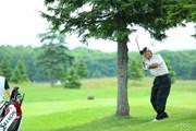 細川和彦/セガサミーカップゴルフトーナメント3日目