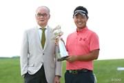 2013年 長嶋茂雄 INVITATIONAL セガサミーカップゴルフトーナメント 最終日 薗田峻輔
