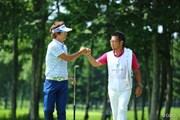 J.チョイ/セガサミーカップゴルフトーナメント最終日