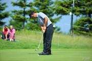 2013年 長嶋茂雄 INVITATIONAL セガサミーカップゴルフトーナメント 最終日 時松隆光