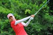 2013年 日医工女子オープンゴルフトーナメント 最終日 ジャン・ウンビ