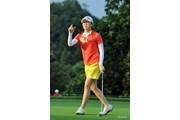 2013年 日医工女子オープンゴルフトーナメント 最終日 ヤング・キム