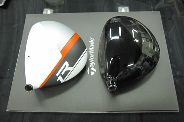白いヘッドはどうしても敬遠してしまうというゴルファーのためにブラック塗装のヘッドを限定発売